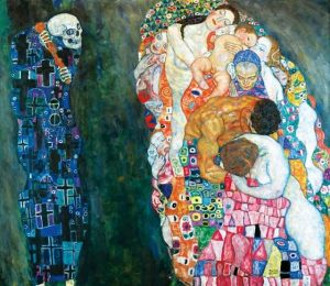 Exactly 101 years ago, the great Austrian artist #GustavKlimt died in #Vienna 😢 In 1911 he created...