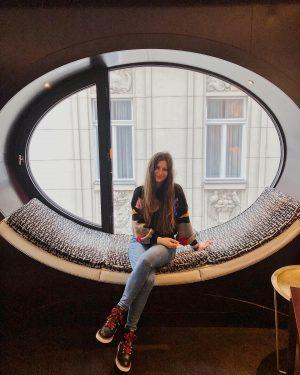 #vienna #bubblewindow Hotel Topazz Vienna