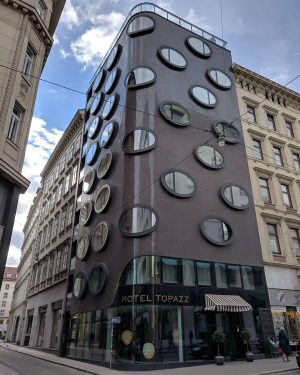 Topazz Hotel Topazz Vienna