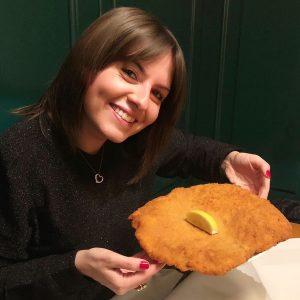 Wiener Schnitzel 😋 #wien #igers #trip #schnitzel #travel #travelblogger #food #foodporn #foodlover #foodphotography #love #lifestyle #life #me...