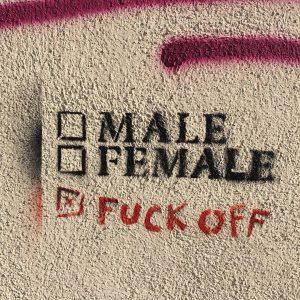 Граффити на стене соседнего дома Vienna