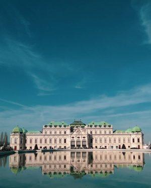 🌀🌬️🌫️ #Belvedere #belvederewien #wien #vienna