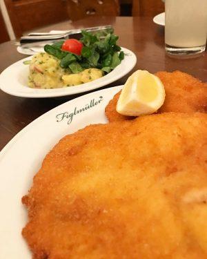 Apreciar um bom schnitzel é algo que um visitante não deve deixar de fazer. Aí vem a...
