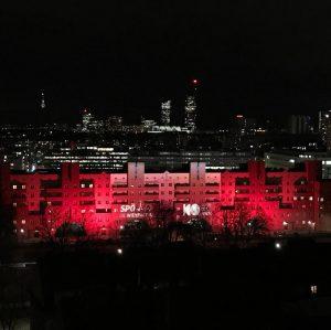 Der Karl-Marx-Hof als Symbol des roten Wiens! Was wir hier planen, erfährt ihr am 12. Februar 18:00...