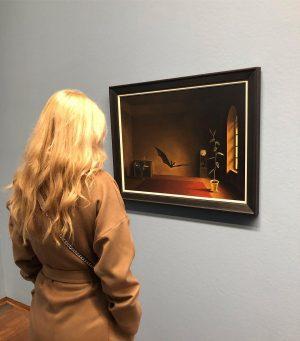 Ну и ещё одно место, которое было у нас в виш листе - картинная галерея Альбертина 👌🏻...