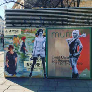 #grrrl #plakat #power @mqwien @leopold_museum @mumok_vienna