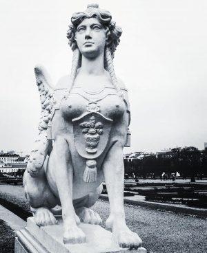 #Бельведер в Вене #художественнаягалерея🎨 приключения Васи #basilbtravels #belvedere #vienna #сфинкс