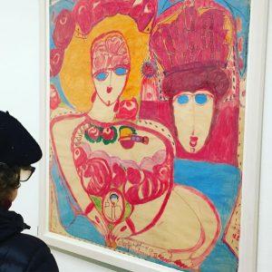 ART BRUT @kunstforumwien #artblog #art #vienna #kunstforumwien