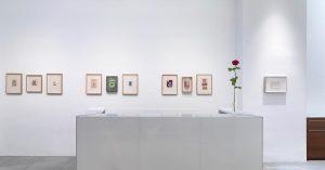 Joseph Beuys - Wirtschaftswerte #onview #josephbeuys #wirtschaftswerte #installationview #exhibition #vienna #konzettgallery 📸#sandrozanzinger