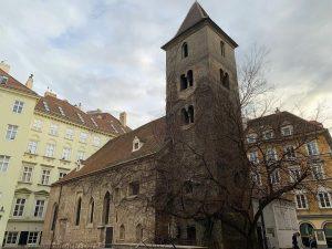 Ruprechtskirche, Wien, Österreich ❤️🇦🇹 #ruprechtskirche #wien #österreich Ruprechtskirche