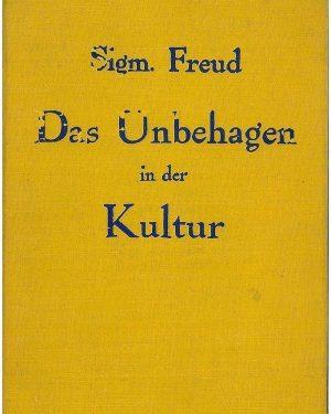 Civilization and Its Discontents #classic #freud #vienna #dasunbehageninderkultur #civilizationanditsdiscontents