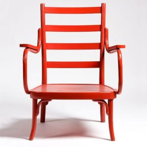 Madly in love with Josef Frank's designs: This Faiteuil was produced by Thonet-Mundus about 1930 and designed...