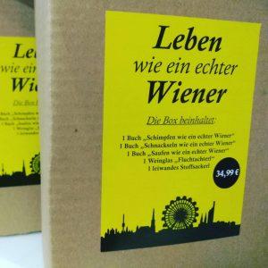 Diese Box für Wienliebhaber gibt es exklusiv bei uns. #wien #wienliebe