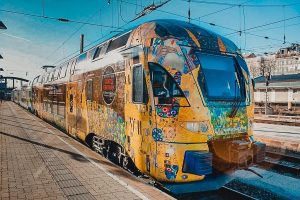 KunstliebhaberInnen aufgepasst! 🖼 🎭 WESTbahn fahren & kostenlos ins Belvedere? 🚂Ab 14. Februar gilt dein aktuelles Ticket...
