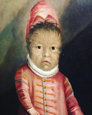 Haarmenschen • #haarmenschen #kunsthistorischesmuseum #wien #vienna #Hypertrichose #Spitzmaus #Mummy in a #Coffin and ...
