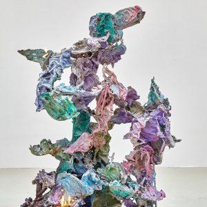 "On View in Vienna: Affus by Karl Karner at @galerie.kandlhofer. The exhibition ""AFFUS"