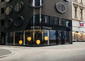 Hello Vienna ✌🏻#hoteltopazz #designhotel