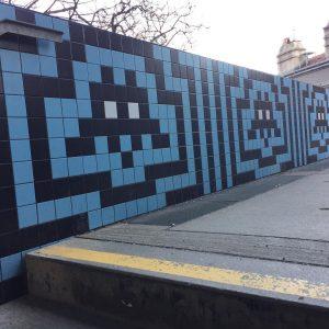 Street Art Passage!! 😍 @jgrafx.studios