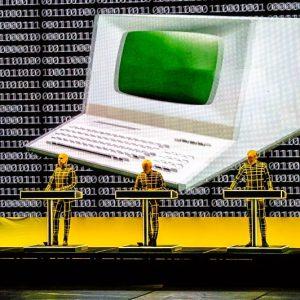 💻❤️ Computer Liebe mit @kraftwerkofficial: Die Electro-Pioniere kommen am 24. Juni in den Donaupark Linz! Tickets ab...