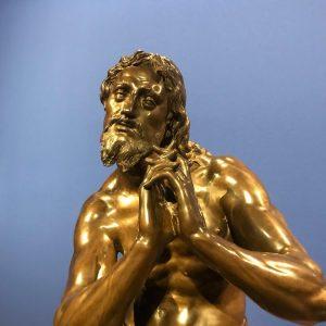 Pretty please 🙏🏽 #love #art #albertina #vienna #instagood #gold #sculpture #austria #travel #history #museum. #instatravel #wunderlust