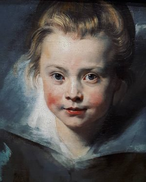 Did you know that this masterpiece by Rubens is part of the Liechtenstein Collection in Vienna? Now...