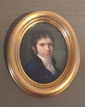 ludwig van beethoven, 1802 von christian hornemann. #ludwigvanbeethoven #beethovenhaus #beethoven #wienmuseum #probusgasse #döbling ...