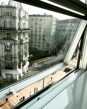 #praterstrasse #wien #vienna #vienne #architecture #perspective #emolution #careercoach #covisory #career Galaxy Tower