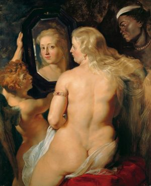 Mirror selfie time! 🙆🤳 Of course this masterpiece by #PeterPaulRubens isn't a selfie in its original sense,...
