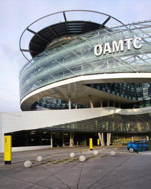 ÖAMTC Zentrale, Arch. Pichler und Traupmann, Wien, 2016. #wien #österreich #architektur #architecture #vienna #austria #igersvienna #vienna_austria #viennanow...