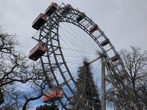 🇦🇹 Vienna Wiener Riesenrad Vienna Giant Ferry Wheel The Wiener Riesenrad, or Riesenrad, ...