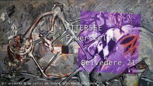 [NEW VID ONLINE] ATTERSEE Feuerstelle at Belvedere 21 #ChristianLudwigAttersee #art #Vienna