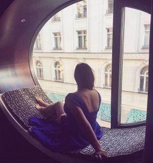 Creativity is contagious. Pass it on✨ Dress @atelier_simone_by_anna_simone ✨👗#ateliersimone #dress #handmade Hotel Topazz ...