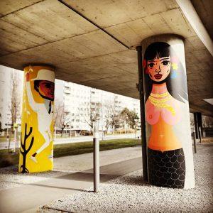#vienna #instameet #grätzlwalk #igersvienna @igersvienna . . . #inlovewithvienna #exploringvienna #discovervienna #unlimitedvienna #mitteninwien #city #streetart #urban_exploration #erkundedeinestadt...