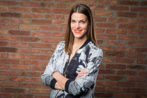 Sophie Haslinger ist eine der Teilnehmerinnen des Talks