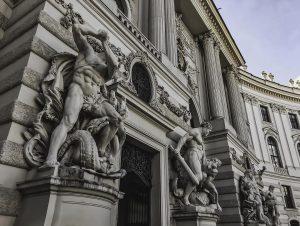 Hofburg Palace #hofburg #palace #vienna #wien #igvienna #igersvienna #igersaustria #osterreich #austria #baroque #sculpture #viennanow HOFBURG Vienna