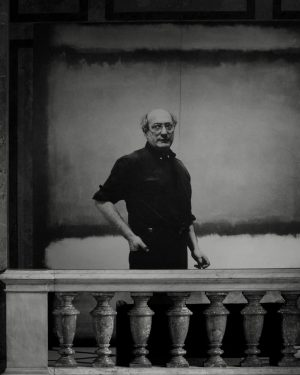 Mark Rothko at the balcony #markrothko #rothko #khm #opening #Ausstellung #Wien #Vienna #VIE ...