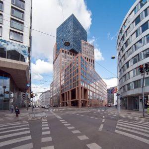 Heute führt uns unser Streifzug nach #WienMitte. Der 3. Bezirk ist ein wahrer Hotspot für Architekturbegeisterte.😍 Fotografiert...