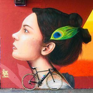 #streetart #graffiti #cycling #bicycle #cyclinglife #bike #roadcycling #ciclismo#cyclist #bikelife #bici #instabike #bikeride #cyclingphotos#cyclingshots #bikeporn #instacycling #love#downhill #biker...