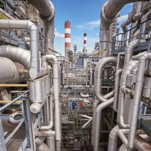 A pipeline owned by OMV delivers JET A1 aviation turbine fuel directly from the refinery to the...