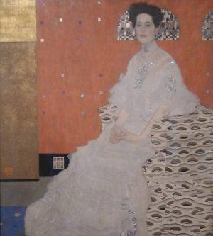 Fritza Riedler-Gustav Klimt . . . . #vienne #autriche #viena #austria #wien #osterreich ...