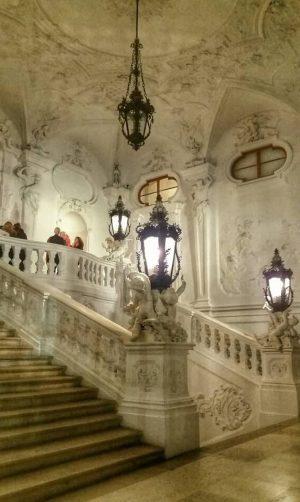 Pure white Barock details . . . #vienna #belvedere #belvedereschloss #vienna_go #viennagoforit #viennanow ...