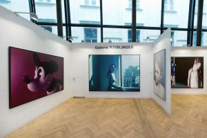 Several works on show 15-17 March @artvienna #gottfriedhelnwein #helnwein #artfair #vienna @galerie_kaiblinger