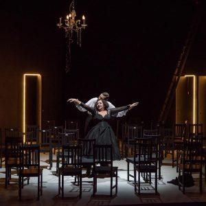 """Ein großes Toi Toi Toi für die heutige Premiere von Ionescos """"Die Stühle"""" ..."""