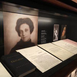Zum heutigen Internationalen Frauentag bietet das Literaturmuseum in Zusammenarbeit mit Ariadne, dem frauen- und genderspezifischen Wissensportal der...