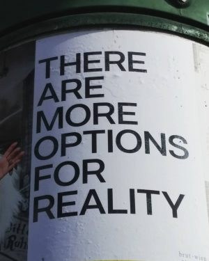 There are more options for #reality brut-wien.at