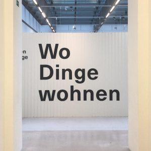 Wo Dinge wohnen – unsere Ausstellung im MUSA beschäftigt sich mit dem Phänomen ...