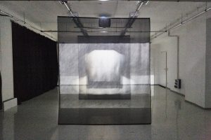 #diplomaprojects // MEDIA ART /// DIGITAL ARTS ATEMNOT (photo no. 1 & 2) By Magdalena Salner Pubic...