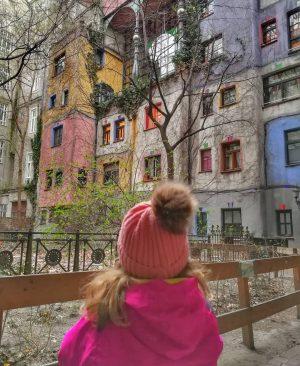 📍Hundertwasser House, #Viena #Austria 🇦🇹 . Alguna vez que otra ya os he ...