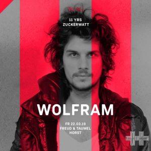 FREUD & TAUMEL w/ WOLFRAM & PETER KRUDER FR, 22. MÄRZ | HORST _________ HORST FREUD &...