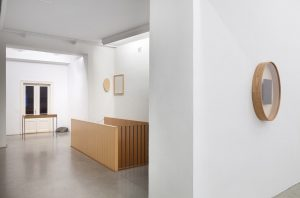 Exhibition views of our new show MAGDA CSUTAK | Null und Etwas @christinekoeniggalerie are now online and...
